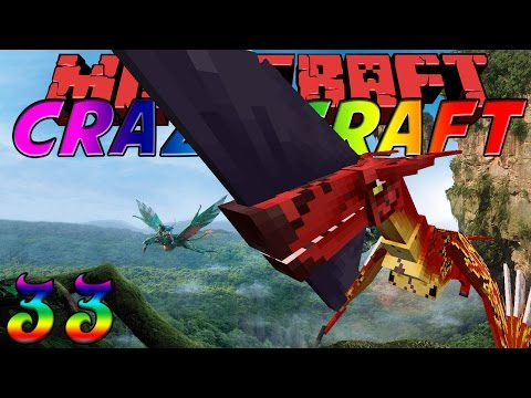 Minecraft Crazy Craft 2.0 Avatars Leonopteryx! Ep. 33 wJAYG3R...