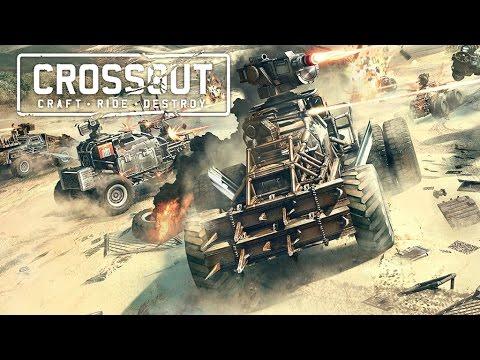 Crossout – Woher bekomm ich Copper / Kupfer? ◈ Gameplay German Deutsch