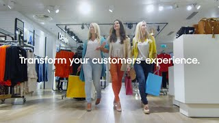 Samsung and IBM: Transform your customers' experience