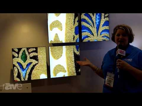 InfoComm 2013: ALMO Shows Samsung's UD-22 Square Display