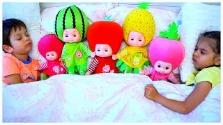 Johny Johny Yes Papa & Are you Sleeping Brother John - 2 Nursery Rhymes Songs for Children to Learn