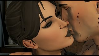 Batman and Catwoman Romance Kissing Scene - Batman Telltale Episode 3 Bruce & Selina Full Scene