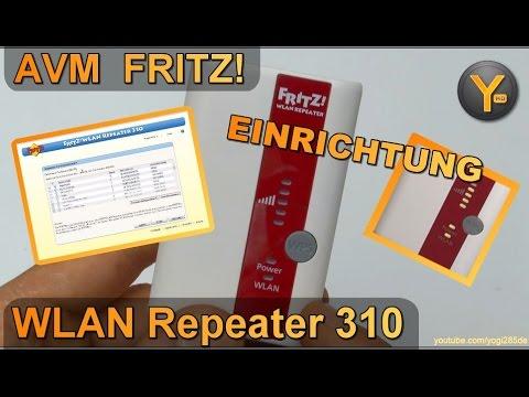 Fritz wlan repeater 1750e einrichten