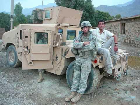 Military Police US ARMY 2/66 MP CO Asadabad, Afghanistan 2007-2008
