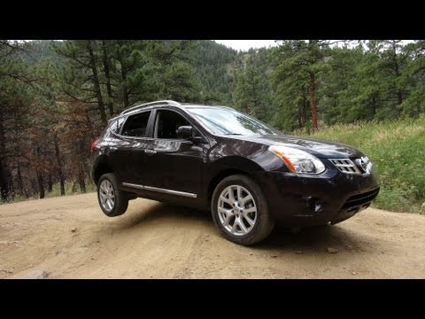 2013 Nissan Rogue Colorado Off-Road Review