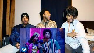 Download Lagu Bruno Mars - Finesse [Feat. Cardi B❤] [Official Video] REACTION!! Gratis STAFABAND