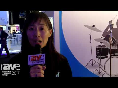 ISE 2017: Taiwan Carol Electronics Introduces Oriole PS-1 Cordless Microphone