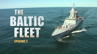 The Baltic Fleet (E02):  Loading torpedoes on the