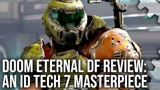 Doom Eternal - The Digital Foundry Tech Review - id Tech 7 Is Incredible