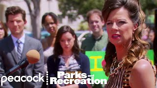 People Of Gotham! - Parks and Recreation