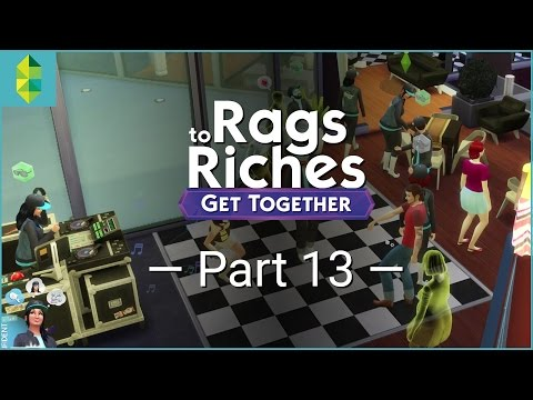 The Sims 4 Get Together - Rags to Riches - Part 13