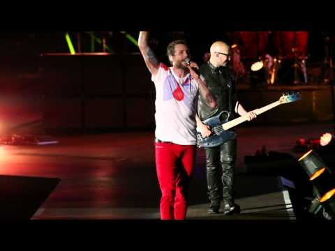 Jovanotti  Backup Tour 2013 San Siro HD