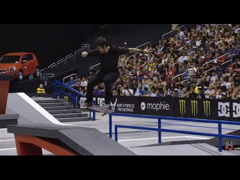 Street League 2012: The 9 Club - Chris Cole Stop 3