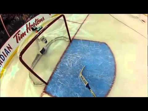 Les gardiens de but ont vu ceci aux 2012 NHL ALL STAR GAME.
