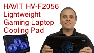 Havit Slim Laptop Cooling Pad HV-F2056