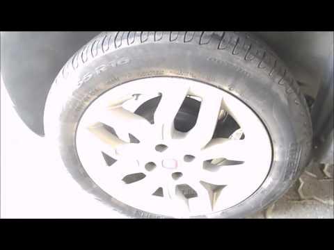 Como trocar amortecedores traseiros Fiat Grand Siena