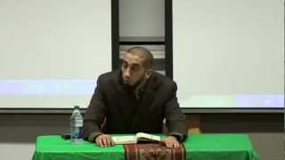 The Night Life ┇FUNNY┇ Ustadh Nouman Ali Khan ┇Smile…itz Sunnah┇