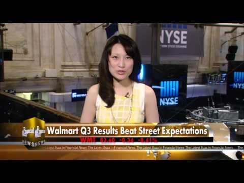 November 14, 2014 - Business News - Financial News - Stock News --NYSE -- Market News 2014
