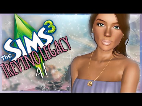 The Sims 3: Trevino Legacy Challenge [S2]- {Part 41} Single Parent.