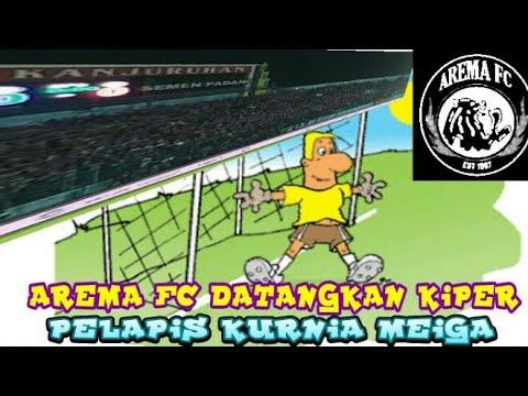 Meiga Bertahan, Arema FC Bakal Kedatangan Kiper Anyar, Siapa Dia...