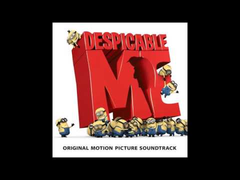 Despicable Me (Soundtrack) -  Logo - Beautiful Egypt [Pt. 1]