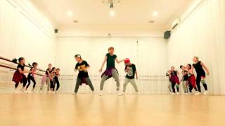 ZARA LEOLA-MOVE IT DANCE PRACTICE