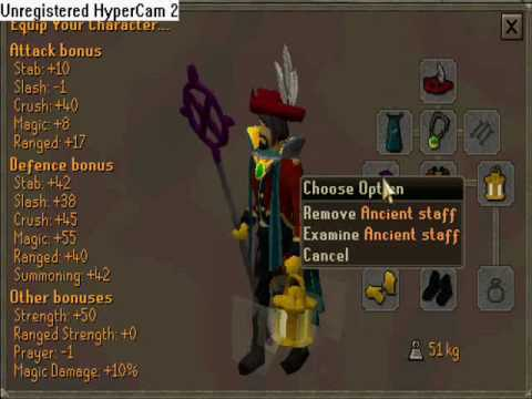 Runescape fletching outfits grumpy sloth youtube for Runescape exp table 1 99