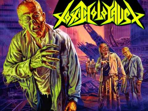 Toxic Holocaust - Never Stop The Massacre