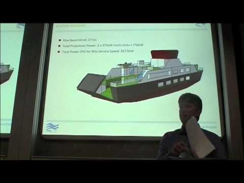 Jim Anderson (2) - Caledonian Diesel  Electric Hybrid ferries