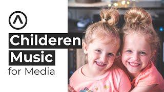 Happy Background Music for Children Videos - Upbeat Kids