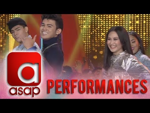 ASAP: Sarah G and Inigo Pascual take '24K Magic' to ASAP!
