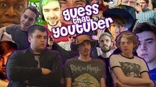 Guess the YouTuber! | Bad YouTuber Description Game... ft. Pigeon Master & Donk Harko