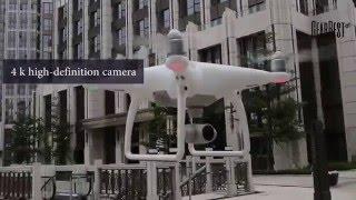 DJI Phantom 4 FPV 12MP Camer APP/2.4G Control Drone - Gearbest.com