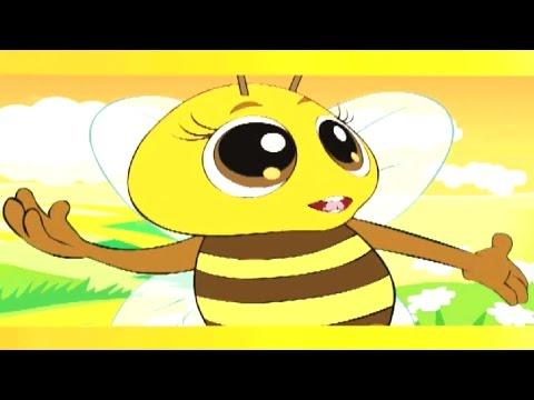Megher Kole Rod Heseche - Rabindra Sangeet – Bengali Animation – Kids Song