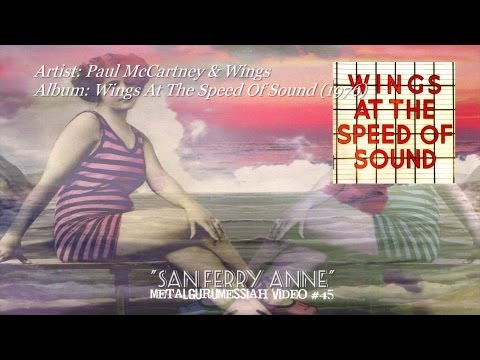 Wings - San Ferry Anne