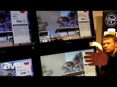ISE 2017: Novisign Details Multi-Display Digital Signage Platform