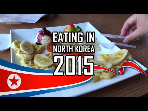 Eating In North Korea  2015