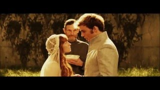 Finnick and Annie's Wedding Scene - The Hunger Games Mockingjay Part 2