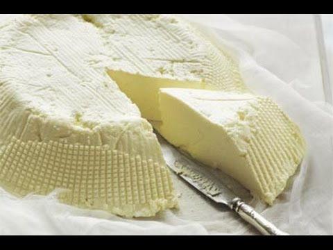 Home Made Ricotta Cheese - RECIPE