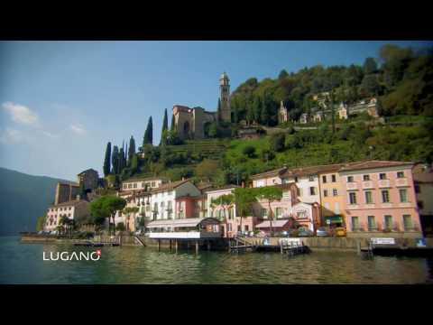 Lugano Ticino - Morcote