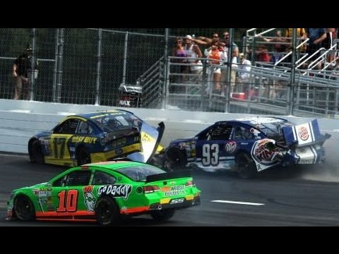 NASCAR Extended Highlights | Camping World RV Sales 301, New Hampshire