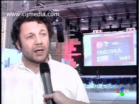 Spirito Olimpico Italiano – sport art exibition – Beijing Pechino 2008 Games CASA ITALIA Coni.mov