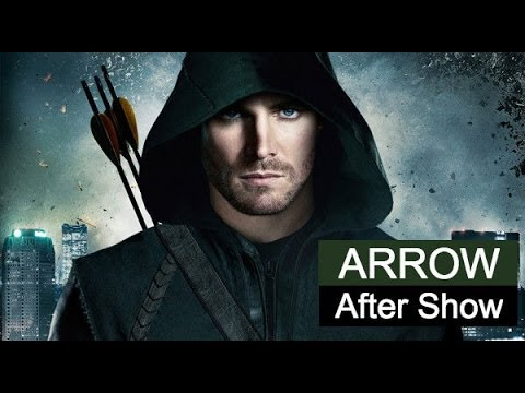 ARROW After Show - Stephen Amell Joins Us For An All Question Episode