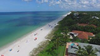 Naples, Florida Drone Shot