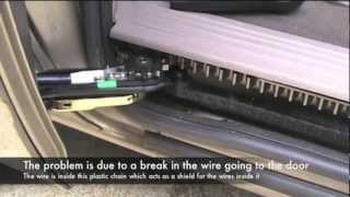 Chrysler Grand Voyager Sliding Door Repair