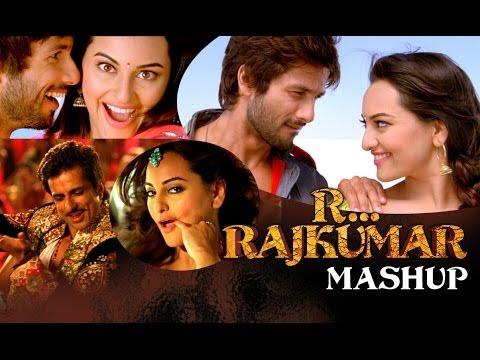 R... Rajkumar Mashup | Dj Angel | Shahid Kapoor & Sonakshi Sinha
