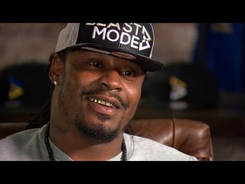 Marshawn Lynch | Making Of 60 MINUTES SPORTS