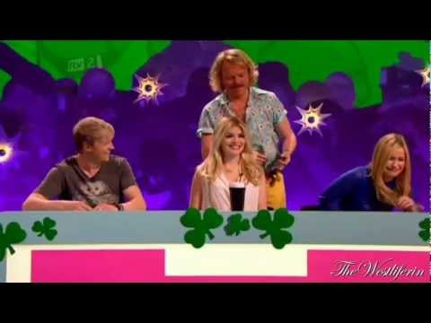 Kian Egan - *Celebrity Juice* ( 5 april 2012 ) Part 2