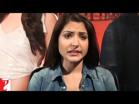 Anushka Sharma Live Chat 1 - Ladies Vs Ricky Bahl