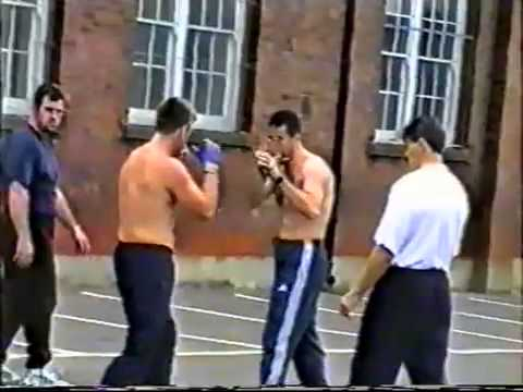 The bare knuckle boxer Simon O'donnell fight part 1 Image 1